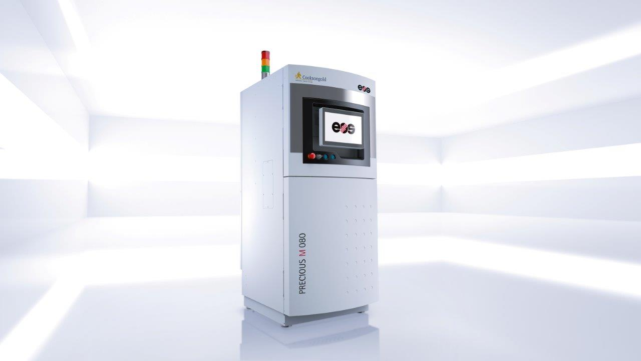 PRECIOUS  M 080 The high-end system for Additive Manufacturing of precious metal products is designed for the jewellery and watchmaking industries, pr