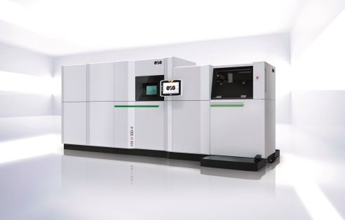 EOS M 300-4  Digital Additive Manufacturing for the Industrial Production of High-Quality Metal Parts