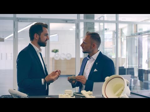 How 3D printing is changing the supply chain - Daimler EvoBus & EOS