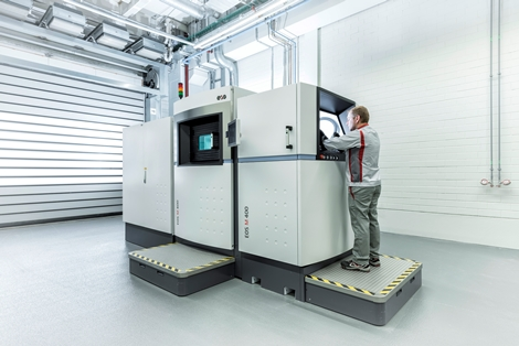 Audi and EOS: Development partnership focuses on holistic approach for metal-based additive manufacturing