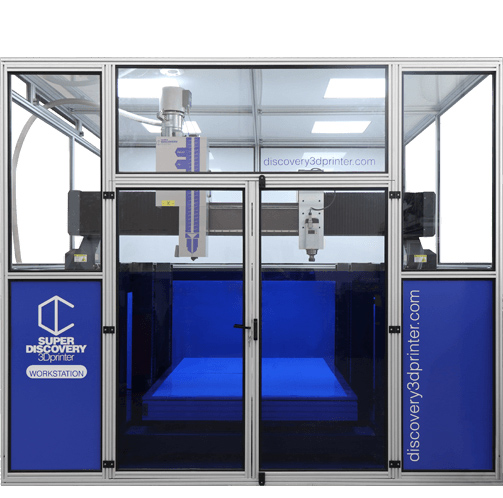 Super Discovery 3D Printer Workstation