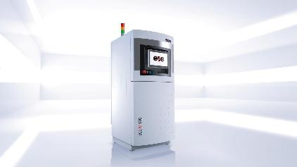 EOS M 100 High-End System for the Fast and Efficient Production of Complex Metal Parts by Means of Additive Manufacturing