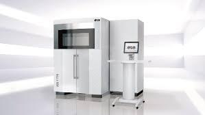 EOSINT P 770 High productive Laser Sintering System for parts of up to one meter in length