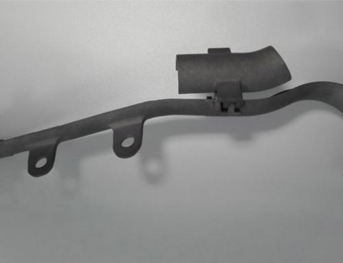Diseño y fabricación aditiva de molde metálico para conformado de tubos de plástico