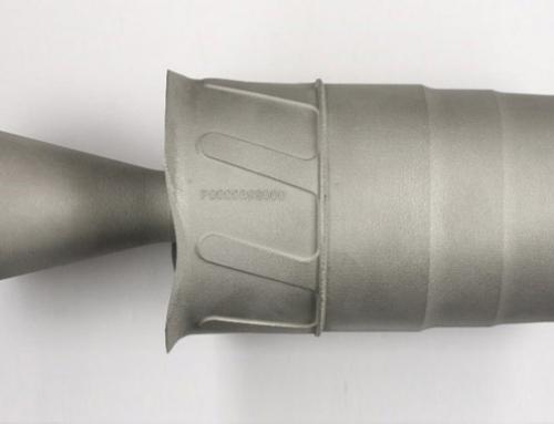 Producción en serie de combustores para una turbina de gas Siemens